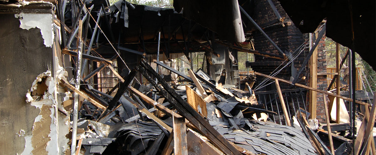 fire damage claims adjuster